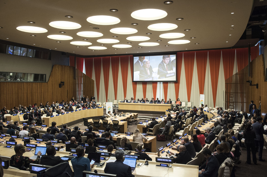 highlevel pledging conference for building a more caribbean community