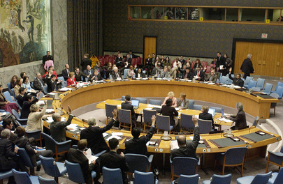 Security Council Extends Peacekeeping Mandate in Western Sahara