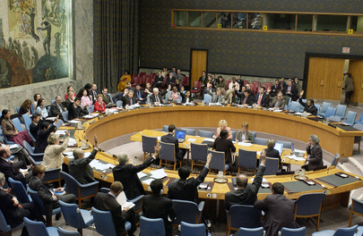Security Council Extends UN Mission in Democratic Republic of Congo Until September 2006