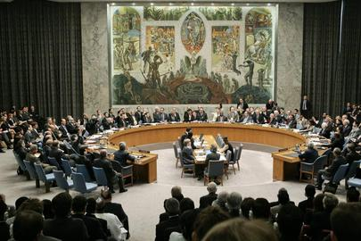 Security Council Unanimously Calls on Syria to Detain Suspects in Hariri Murder