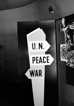 &#034;Our Road to Peace&#034; - United Nations Exhibit