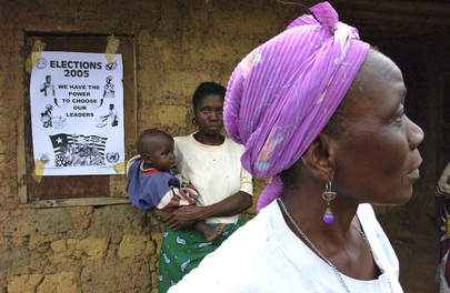 UN Mission Provides Voters with Election Instructional Material
