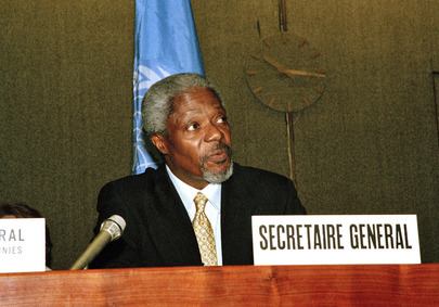 Secretary-General Visits Geneva