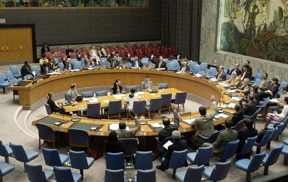 Security Council Votes Unanimously Mandating Probe in Liberia by Panel of Experts