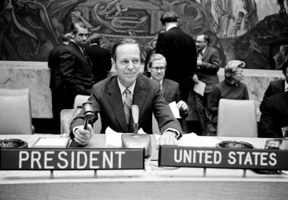 Security Council Holds First Meeting in 1971 to Consider Membership of Bhutan