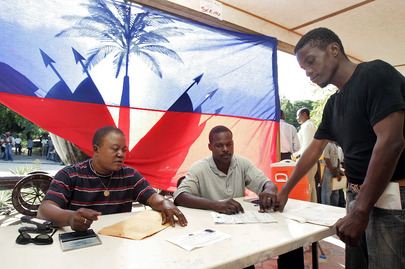 Centre for Haitian Police Officers Recruitment Opens in Port-au-Prince Area