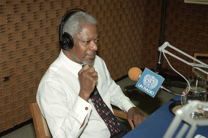 Secretary-General Interviewed by National Public Radio