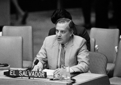 Security Council Considers Nicaragua&#039;s Complaint Against the United States