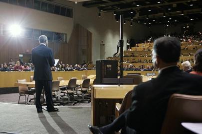 UN Staff Day: Secretary-General Addresses Staff