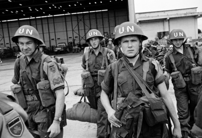 The United Nations Force in the Congo (Leopoldville)