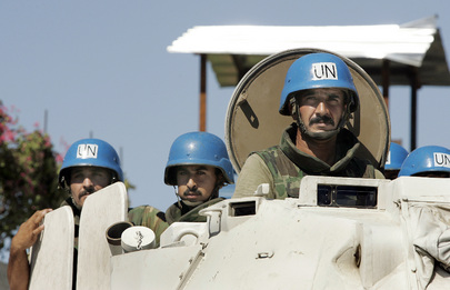 MINUSTAH Troops Prepare to Patrol Slum of Cit Soleil