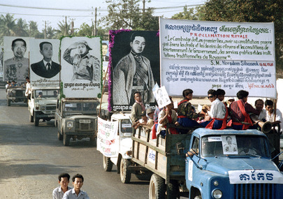 United Nations Tranistional Authority in Cambodia (UNTAC)