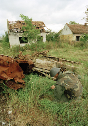 Croatia: United Nations Transitional Authority in Eastern Slavonia. Baranja and Western Sirmium (UNTAES)