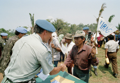 United Nations Human Rights Verification Mission in Guatemala (MINUGUA)