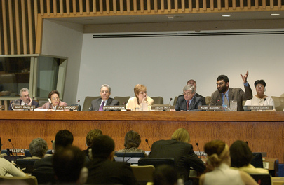 PANEL OF EMINENT PERSONS ON UNITED NATIONS-CIVIL SOCIETY MEETS AT HEADQUARTERS