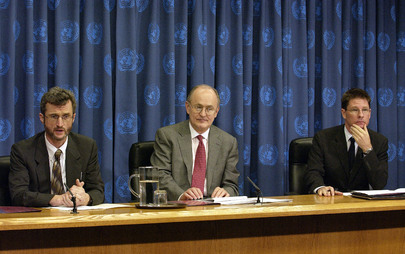 Special Adviser to Secretary-General Addresses Press Conference