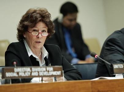 UN High Commissioner for Human Rights Addresses Committee on Disabilities
