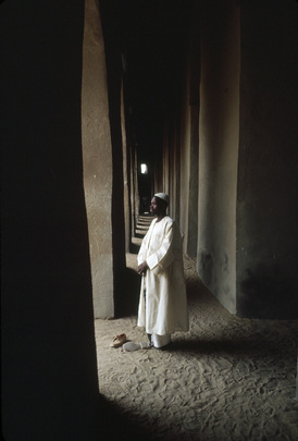 The Sahel Region picture of a man