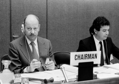 Human Rights Commission Opens 1984 Session