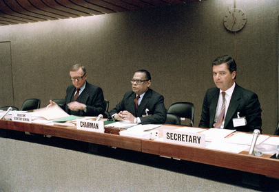 UN Commission on Human Rights Opens 1986 Session