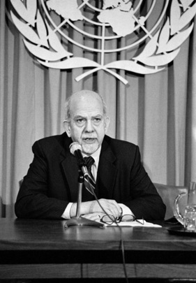 Press Conference by Permanent Observer of Palestine Liberation Organization