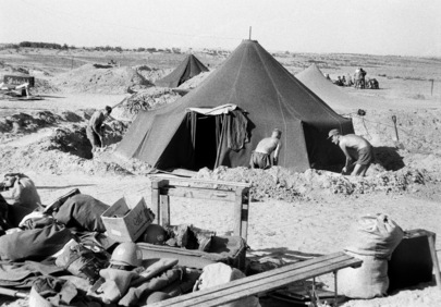 Swedish Units with UNEF in the Sinai Peninsula