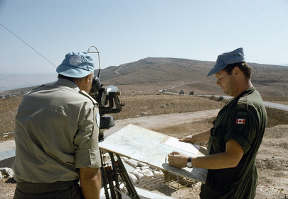 UN Truce Supervision Organization in Palestine (UNTSO)