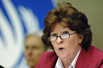 United Nations High Commissioner for Human Rights Addresses Sixty-second Session in Geneva