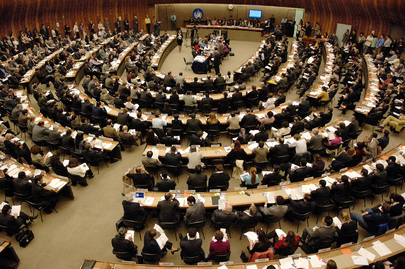 Human Rights Commission Session Opens in Geneva