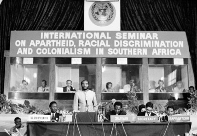 Seminar on Apartheid, Racial Discrimination and Colonialism