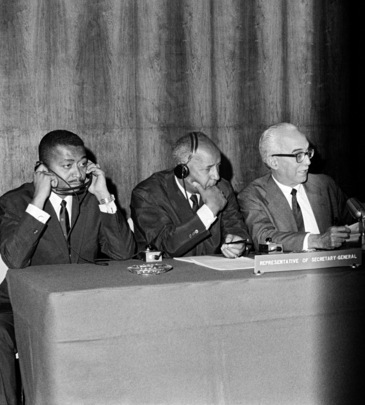 United Nations Seminar on Apartheid Opens in Brasilia