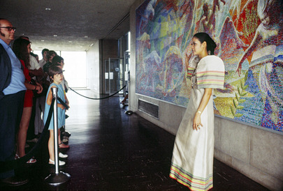 Guided Tour Service at UN Headquarters