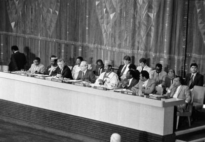 North American Regional Conference Against Apartheid