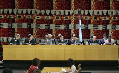 Economic and Social Council President Addresses High-level Meeting