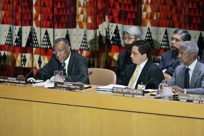 President of Trade and Development Board Addresses High-Level ECOSOC Meeting
