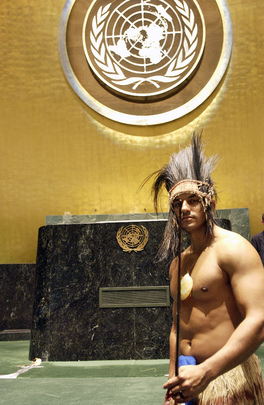 Fifth Session of United Nations Permanent Forum on Indigenous Issues Opens