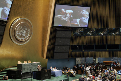 United Nations Permanent Forum on Indigenous Issues Session Opens