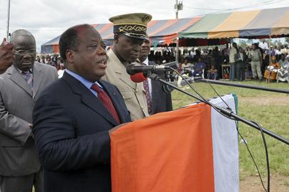 Côte d'Ivoire Prime Minister Opens Identification Process Ceremony