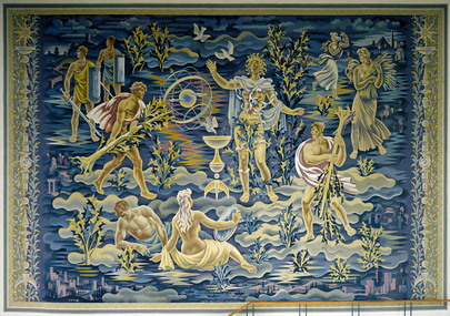 Tapestry Donated to United Nations by Belgian Government
