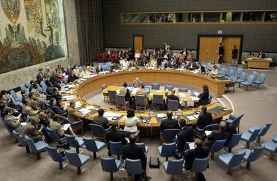 Security Council Meeting on Strengthening International Law