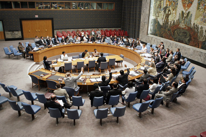Security Council Extends Mandate of ONUB until 31 December
