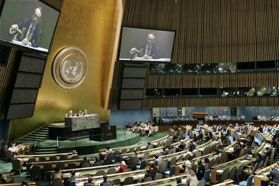 Generalna skupščina ZN (UN Photo, Paulo Filgueiras)