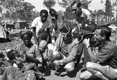 Refugee Camp Clearance Programme in Elizabethville (Congo)