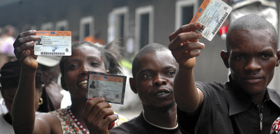 Congolese Vote on Referendum