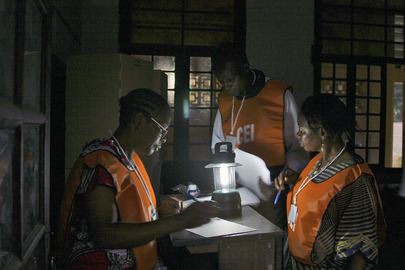 First DR Congo Elections in 40 Years