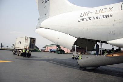 Burundi UN Mission Sends Ballot Boxes to DR Congo