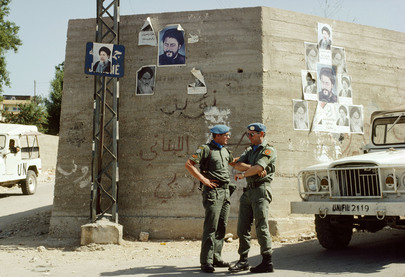 Unted Nations Interim Force in Lebanon (UNIFIL)