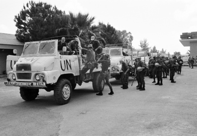 United Nations Interim Force in Lebanon (UNIFIL)