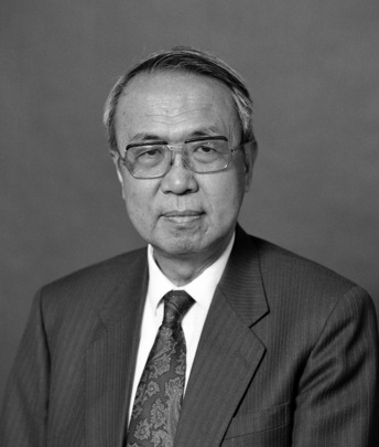Portrait of Under-Secretary-General Ji Chaozhu