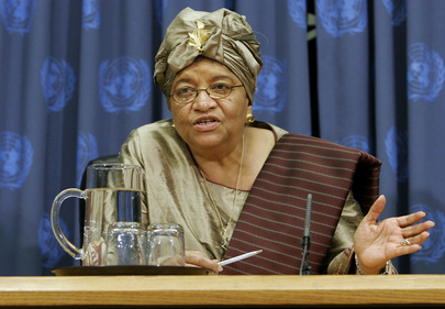 Press Conference by President of Liberia